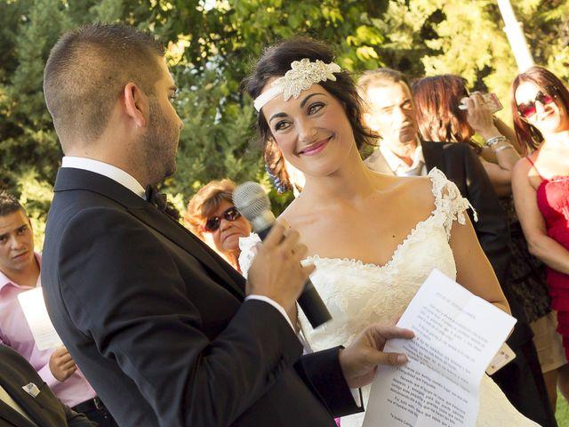 La boda de Sergio y Carmen en Cáceres, Cáceres 6