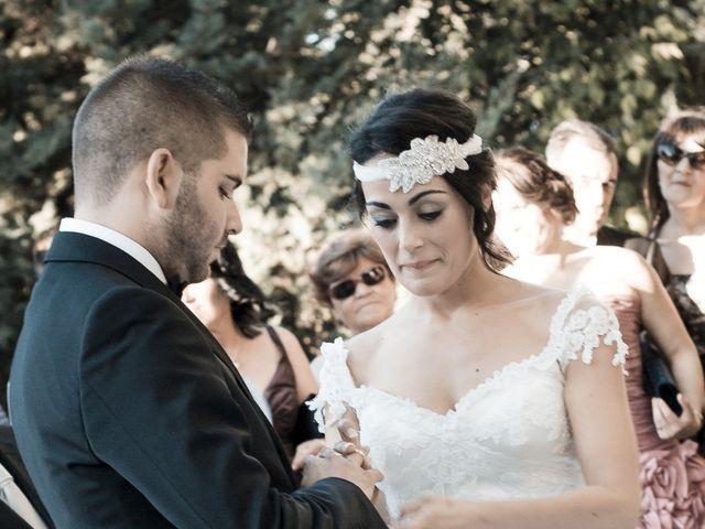 La boda de Sergio y Carmen en Cáceres, Cáceres 8