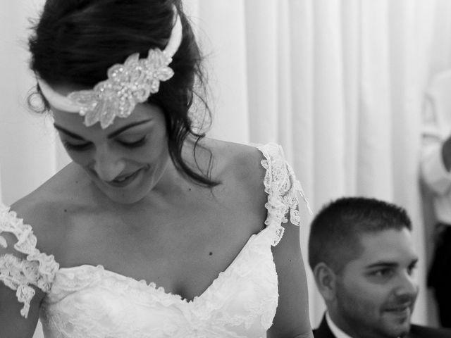 La boda de Sergio y Carmen en Cáceres, Cáceres 19