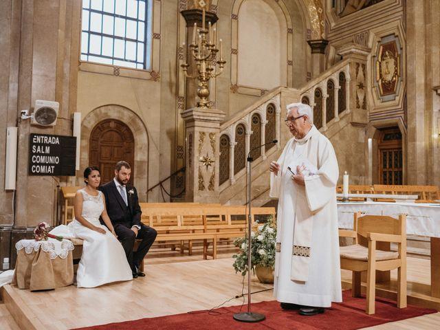 La boda de Agustí y Isabel en Barcelona, Barcelona 47