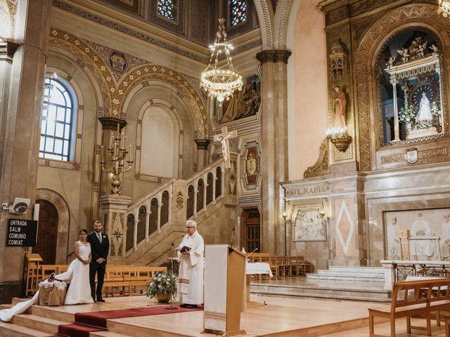 La boda de Agustí y Isabel en Barcelona, Barcelona 61