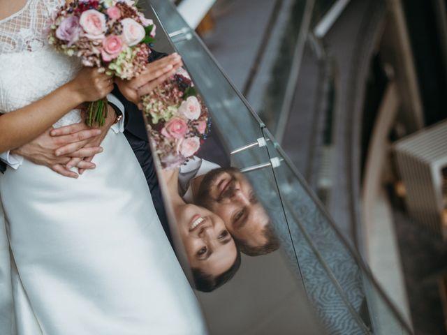La boda de Isabel y Agustí