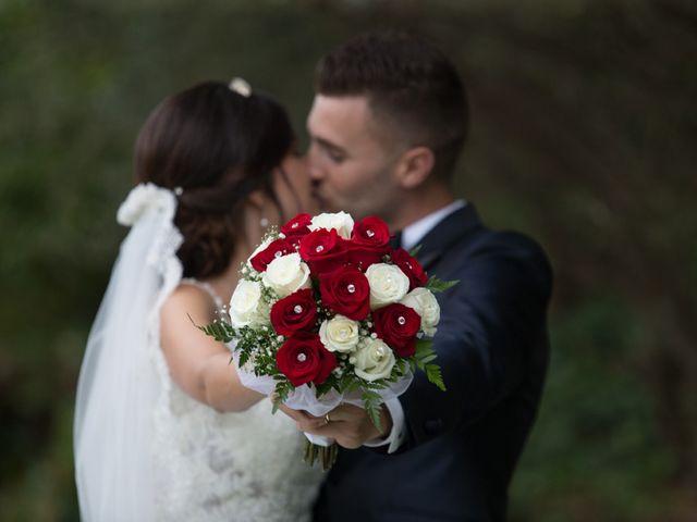La boda de Miriam y Rafa