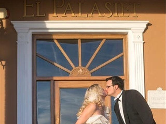 La boda de Vicente  y Giovanna  en Camarles, Tarragona 7