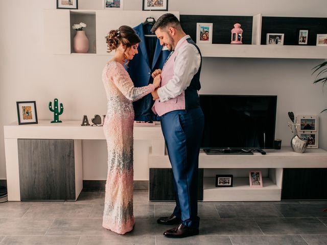 La boda de Adrián y María en Ballesteros De Calatrava, Ciudad Real 21