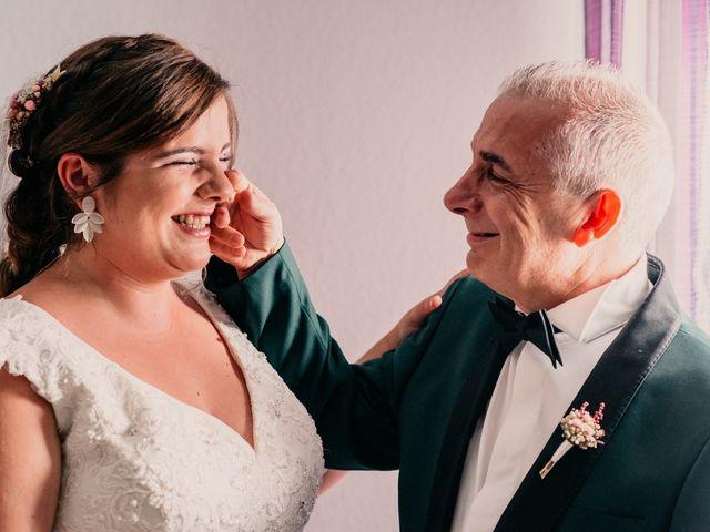 La boda de Adrián y María en Ballesteros De Calatrava, Ciudad Real 48