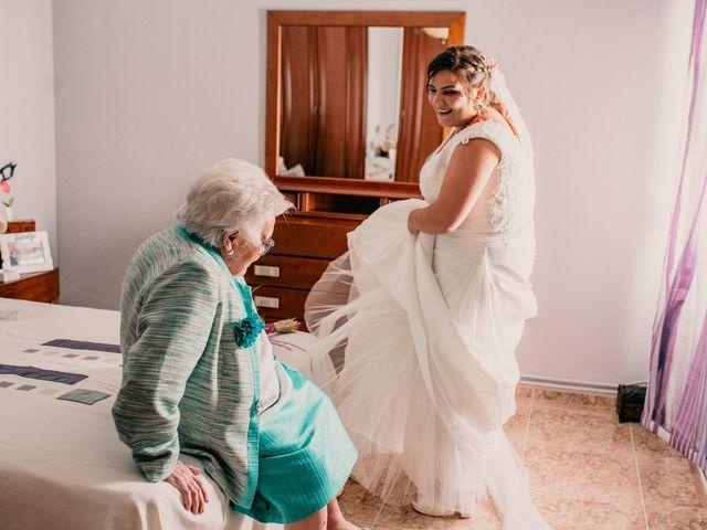 La boda de Adrián y María en Ballesteros De Calatrava, Ciudad Real 51