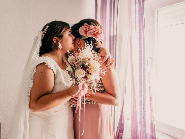 La boda de Adrián y María en Ballesteros De Calatrava, Ciudad Real 52