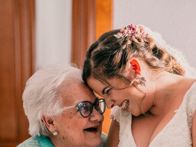 La boda de Adrián y María en Ballesteros De Calatrava, Ciudad Real 53