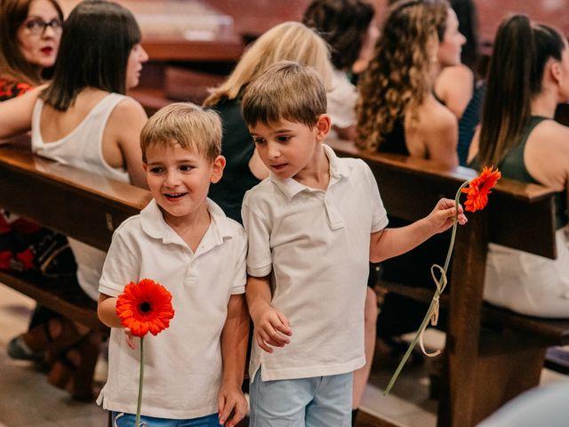 La boda de Adrián y María en Ballesteros De Calatrava, Ciudad Real 59