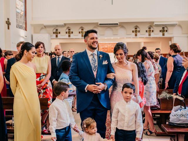 La boda de Adrián y María en Ballesteros De Calatrava, Ciudad Real 63