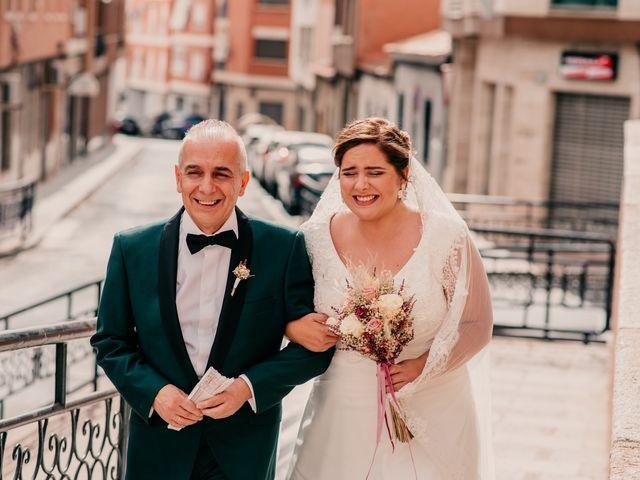 La boda de Adrián y María en Ballesteros De Calatrava, Ciudad Real 64