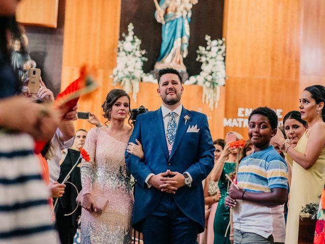 La boda de Adrián y María en Ballesteros De Calatrava, Ciudad Real 66