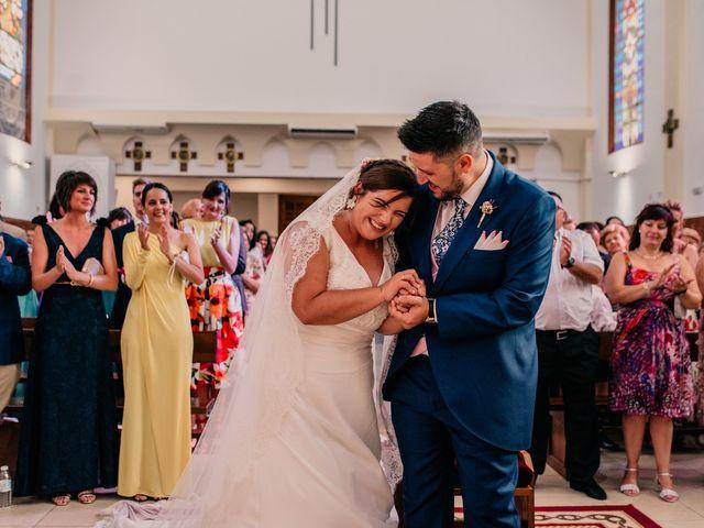 La boda de Adrián y María en Ballesteros De Calatrava, Ciudad Real 77