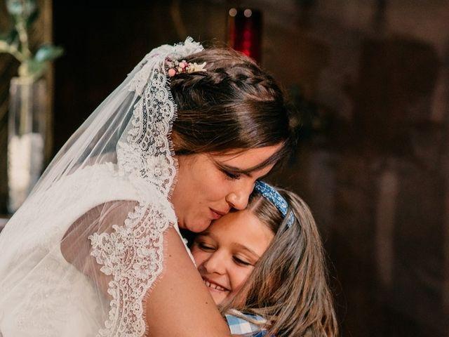 La boda de Adrián y María en Ballesteros De Calatrava, Ciudad Real 83