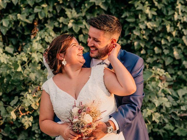 La boda de Adrián y María en Ballesteros De Calatrava, Ciudad Real 100