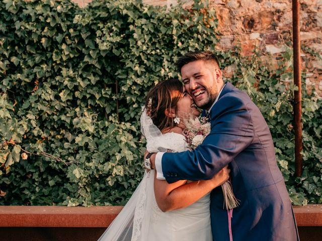 La boda de Adrián y María en Ballesteros De Calatrava, Ciudad Real 103