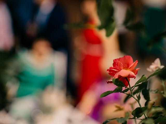 La boda de Adrián y María en Ballesteros De Calatrava, Ciudad Real 120