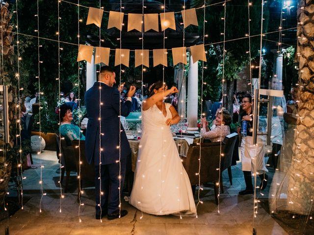 La boda de Adrián y María en Ballesteros De Calatrava, Ciudad Real 124