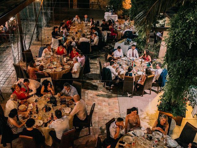 La boda de Adrián y María en Ballesteros De Calatrava, Ciudad Real 126