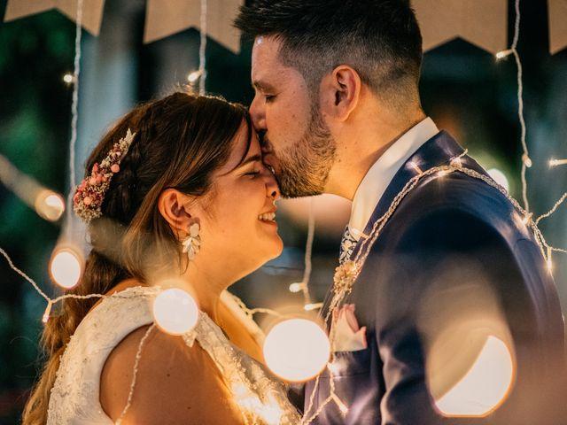La boda de Adrián y María en Ballesteros De Calatrava, Ciudad Real 130