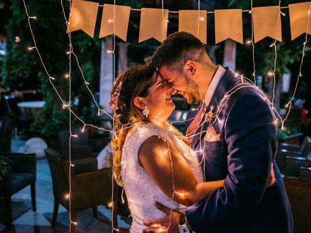 La boda de Adrián y María en Ballesteros De Calatrava, Ciudad Real 134