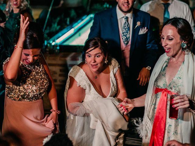 La boda de Adrián y María en Ballesteros De Calatrava, Ciudad Real 144