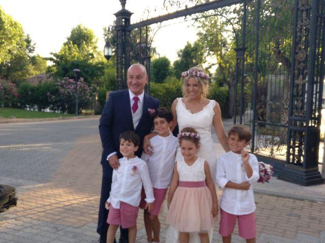 La boda de Debora  y David