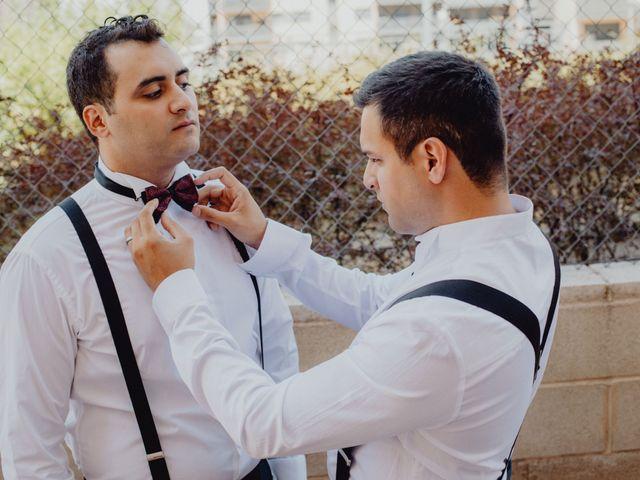 La boda de Fernando y Maripily en San Sebastian De Los Reyes, Madrid 14