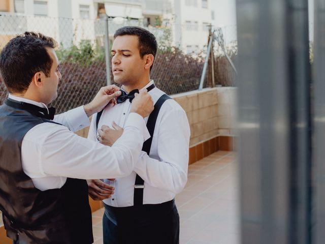 La boda de Fernando y Maripily en San Sebastian De Los Reyes, Madrid 20