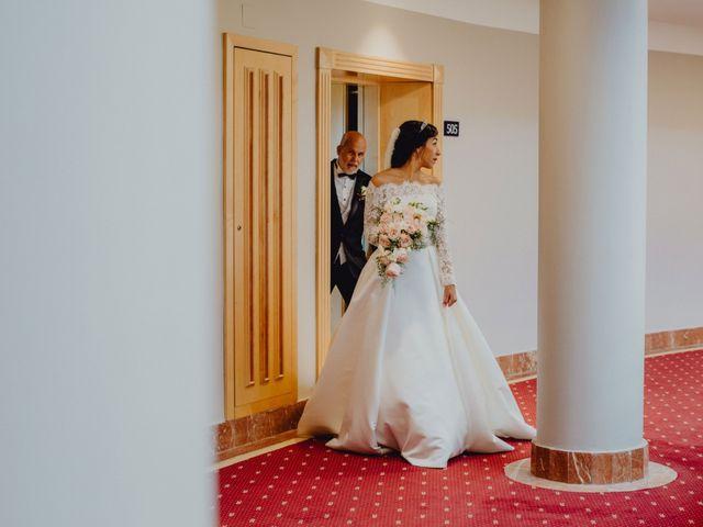 La boda de Fernando y Maripily en San Sebastian De Los Reyes, Madrid 73