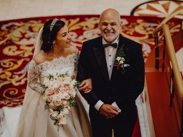 La boda de Fernando y Maripily en San Sebastian De Los Reyes, Madrid 83