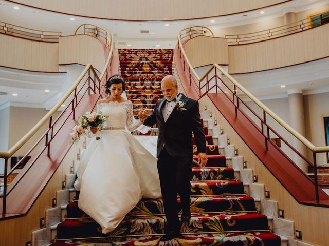 La boda de Fernando y Maripily en San Sebastian De Los Reyes, Madrid 84