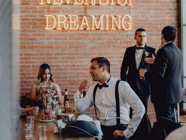 La boda de Fernando y Maripily en San Sebastian De Los Reyes, Madrid 91