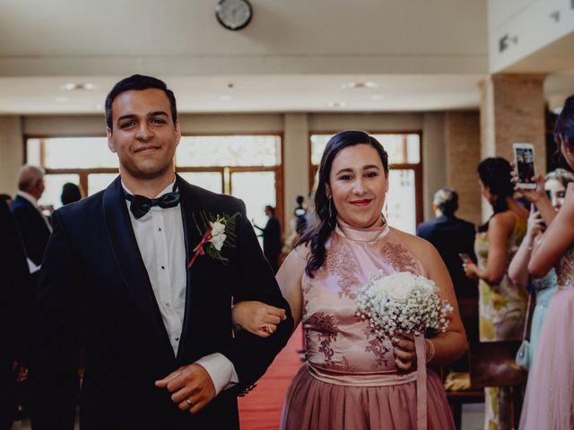 La boda de Fernando y Maripily en San Sebastian De Los Reyes, Madrid 110