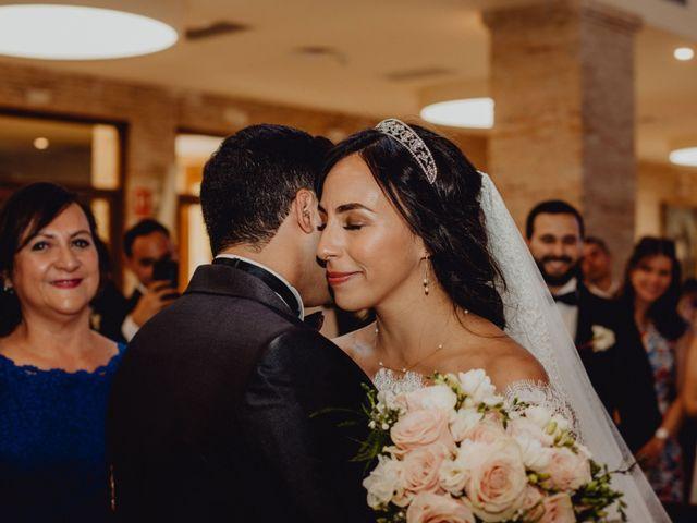 La boda de Fernando y Maripily en San Sebastian De Los Reyes, Madrid 121
