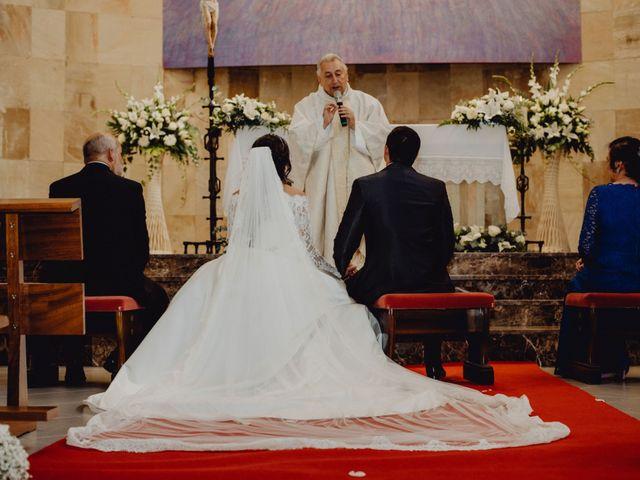 La boda de Fernando y Maripily en San Sebastian De Los Reyes, Madrid 127