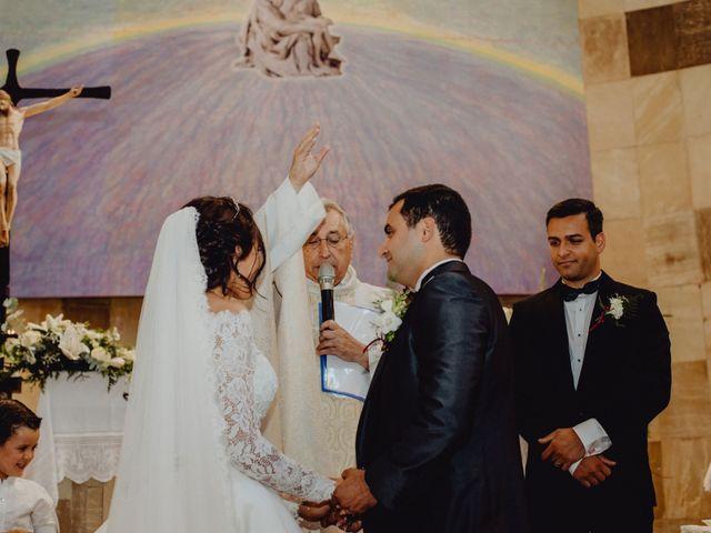 La boda de Fernando y Maripily en San Sebastian De Los Reyes, Madrid 138