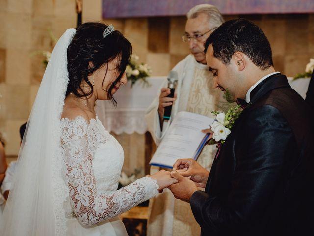 La boda de Fernando y Maripily en San Sebastian De Los Reyes, Madrid 139