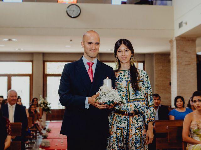 La boda de Fernando y Maripily en San Sebastian De Los Reyes, Madrid 143