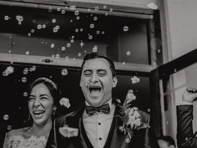 La boda de Fernando y Maripily en San Sebastian De Los Reyes, Madrid 152