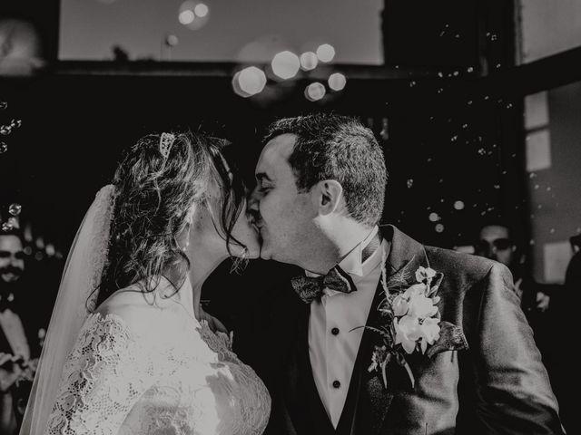 La boda de Fernando y Maripily en San Sebastian De Los Reyes, Madrid 153