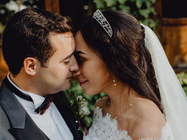 La boda de Fernando y Maripily en San Sebastian De Los Reyes, Madrid 159