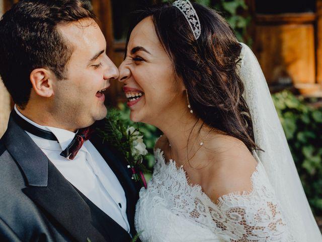 La boda de Fernando y Maripily en San Sebastian De Los Reyes, Madrid 160