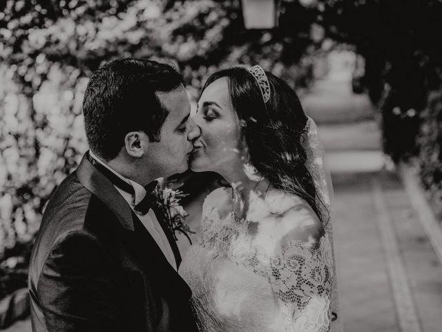 La boda de Fernando y Maripily en San Sebastian De Los Reyes, Madrid 163