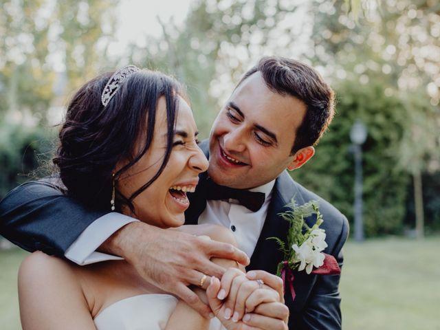 La boda de Fernando y Maripily en San Sebastian De Los Reyes, Madrid 168