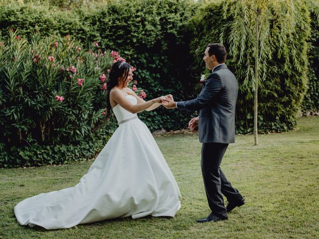 La boda de Fernando y Maripily en San Sebastian De Los Reyes, Madrid 172