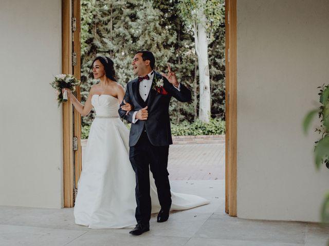 La boda de Fernando y Maripily en San Sebastian De Los Reyes, Madrid 177