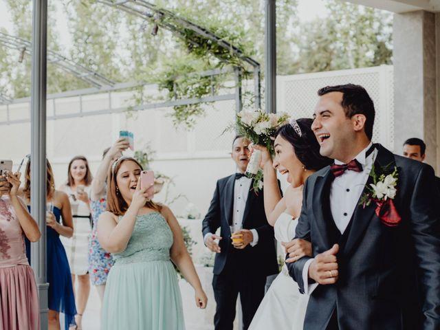 La boda de Fernando y Maripily en San Sebastian De Los Reyes, Madrid 178