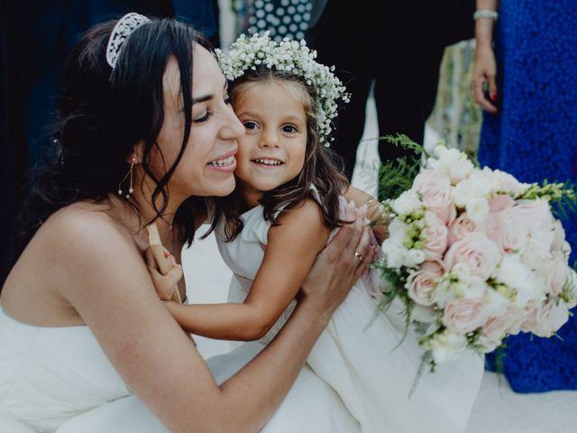 La boda de Fernando y Maripily en San Sebastian De Los Reyes, Madrid 180